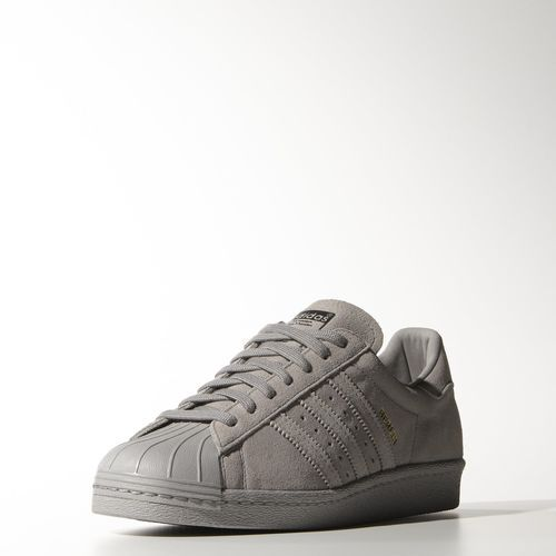adidas superstar 80s city grijs