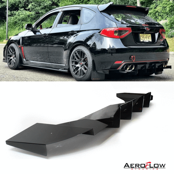Our 2011 2014 Subaru Wrx Sti Rear Diffuser Is Designed To Fit Fitment Guaranteed The Subaru Models 2011 Wrx Subaru Wrx Hatchback Subaru Wrx Sti Hatchback