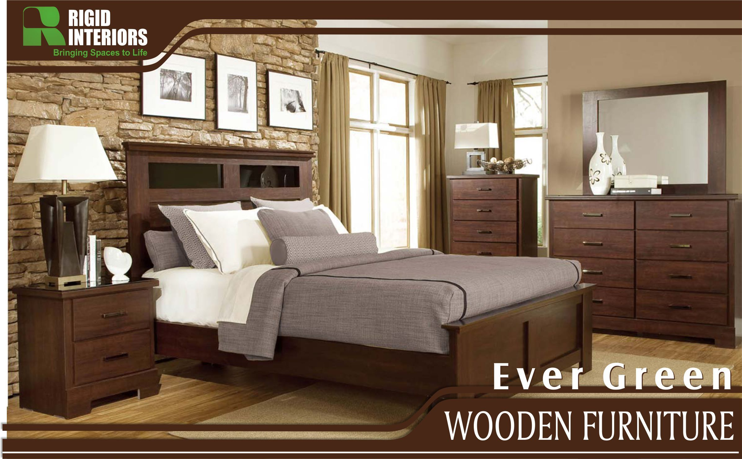 As we all are aware from the fact that wooden furniture is the