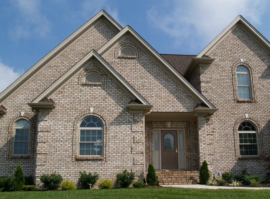House Brick Colors | ... Colors of Brick for Homes » Remarkable ...