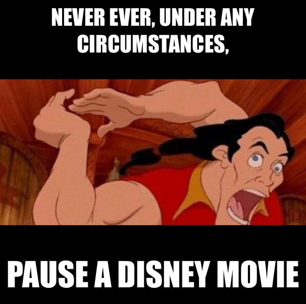 Never Pause A Disney Movie Disney Pinterest Witzig Lustig And