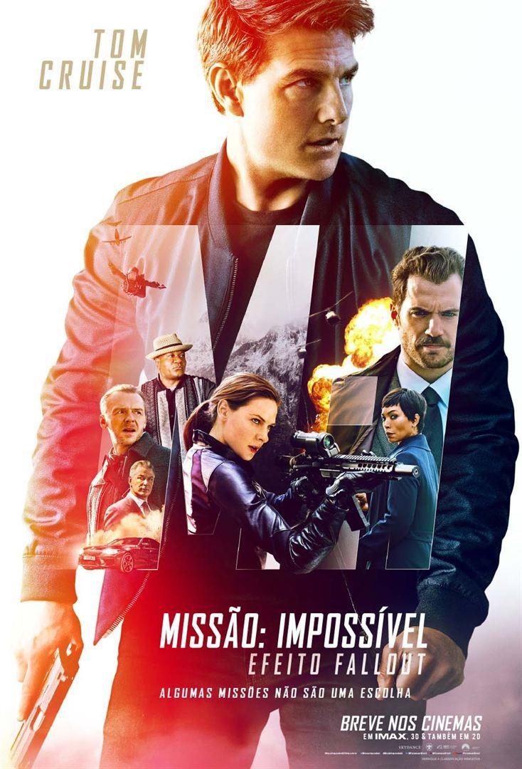 Missao Impossivel Efeito Fallout Poster Filmes Online Gratis