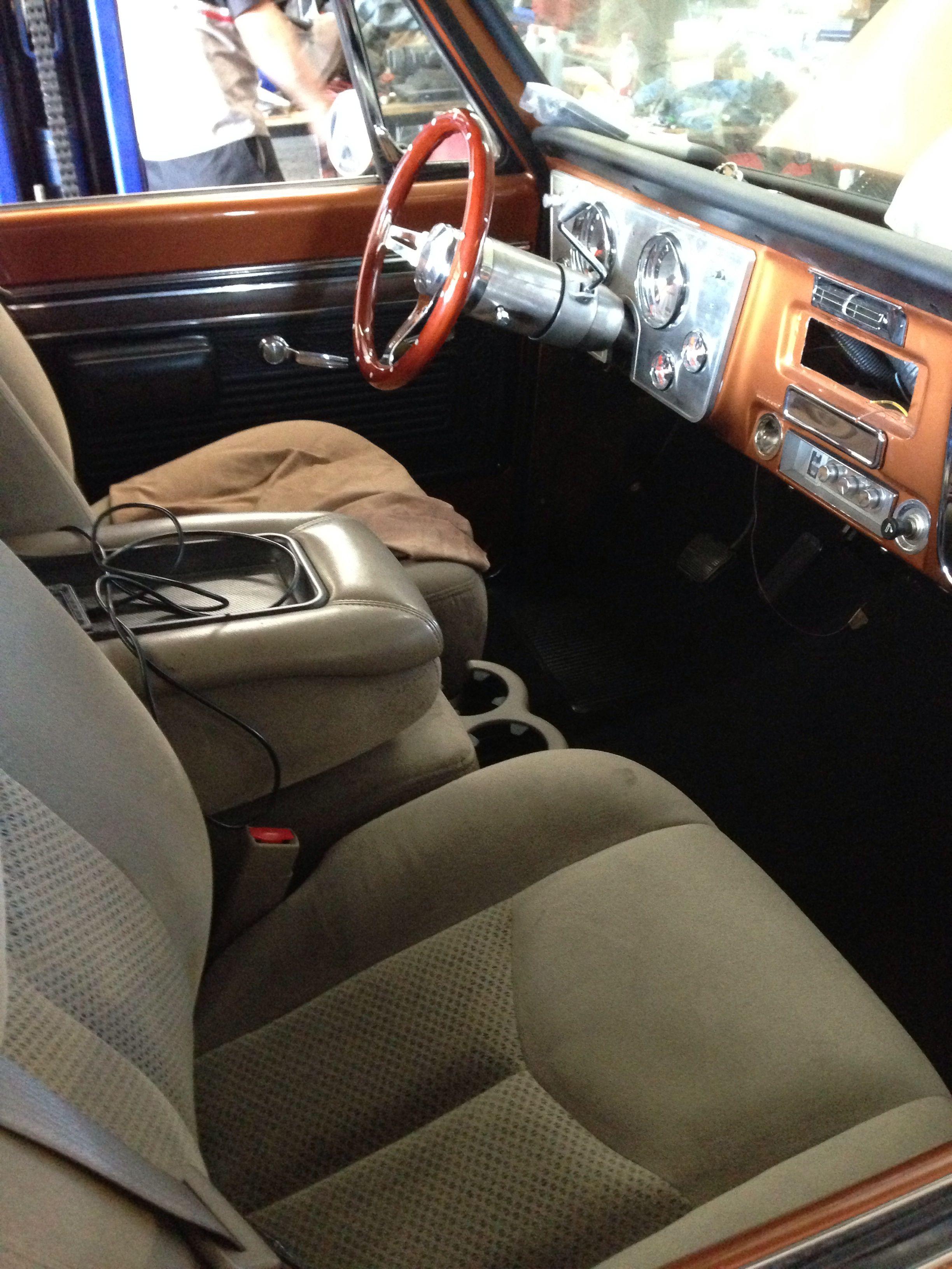 Interior 1970 C10 C10 Chevy Truck Chevy Trucks Truck Interior