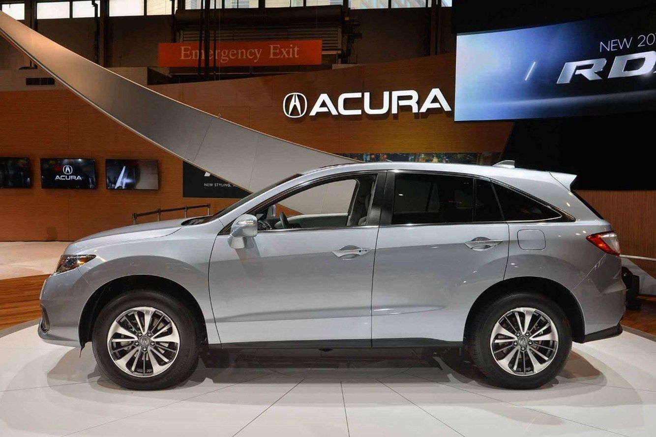 New 2020 Acura Rdx With Advance Package 4d Sport Utility In Memphis