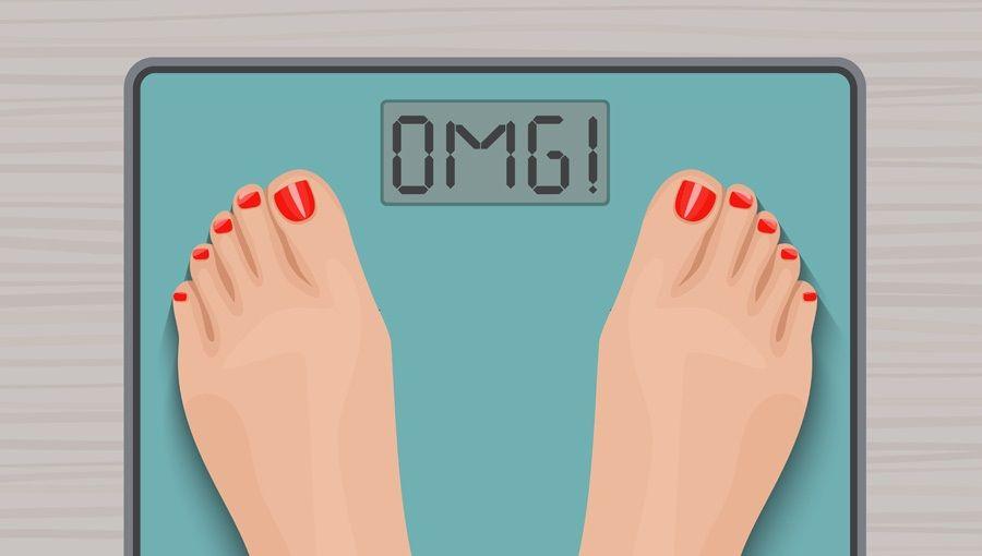Ile można schudnąć w miesiąc z wysokiej wagi