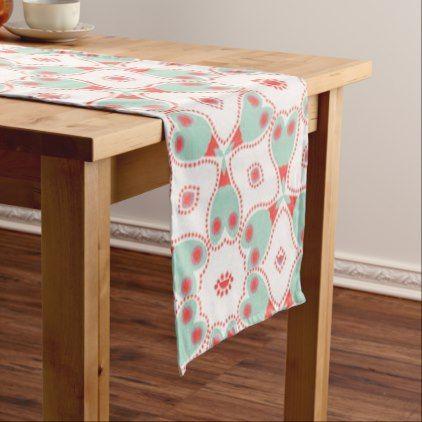 Lovely Pattern V01A Short Table Runner - decor gifts diy home & living cyo giftidea