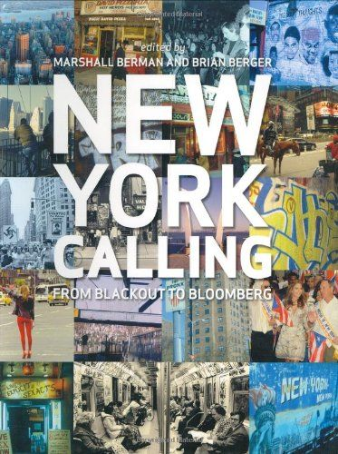 New York Calling: From Blackout to Bloomberg by Marshall Berman http://www.amazon.com/dp/1861893388/ref=cm_sw_r_pi_dp_gT4vwb1JEF0VV