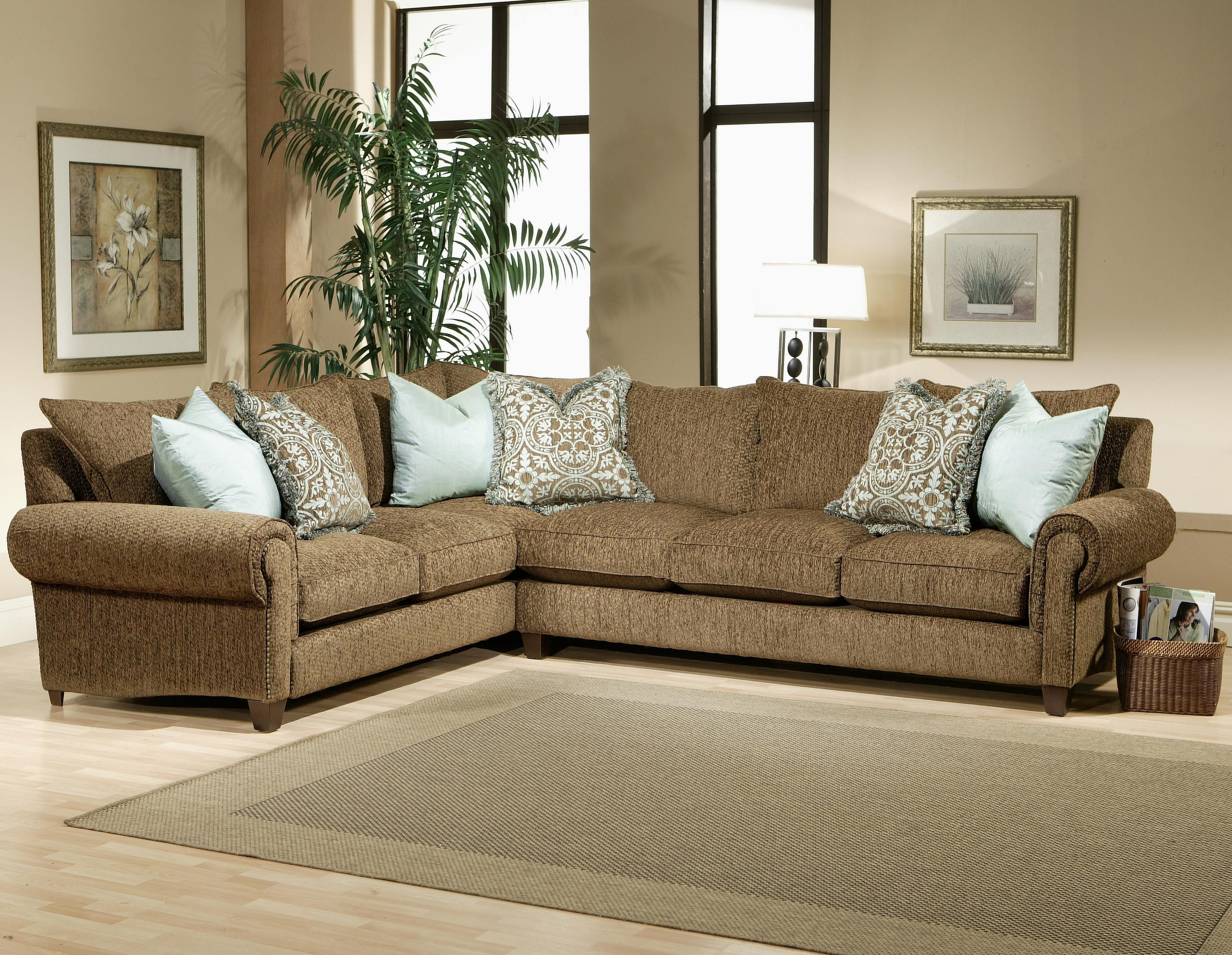 Rocky Mountain Sofa Sectional By Robert Michael For The