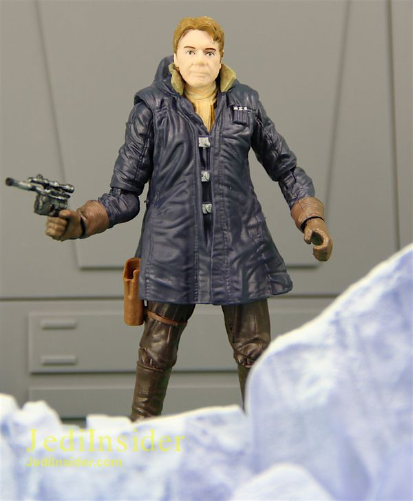 "Action Figures STAR WARS 3.75/"" MOC Han Solo The Force Awakens"