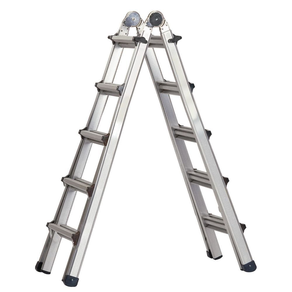 Cosco World S Greatest Multi Position 21 Ft Ladder Cosco Ladder Cosco Step Ladders