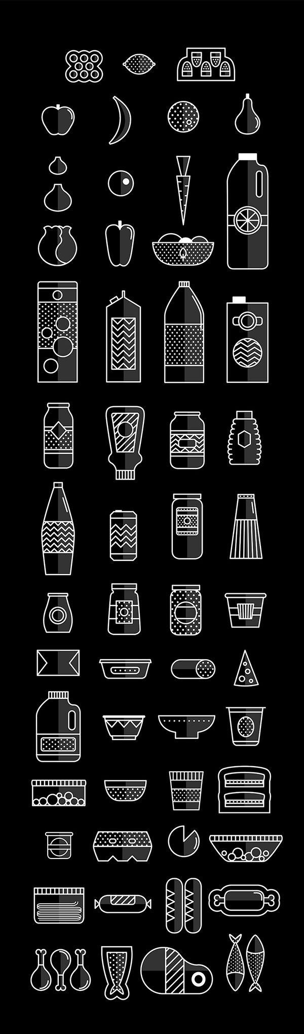 icons / food