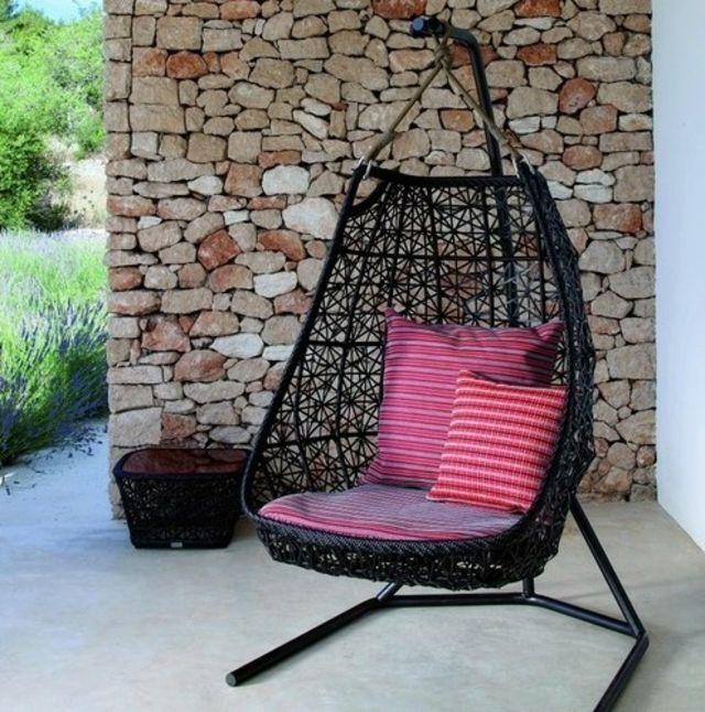 Mobilier De Jardin Design Original Par Patricia Urquiola Patricia - Fauteuil salon original
