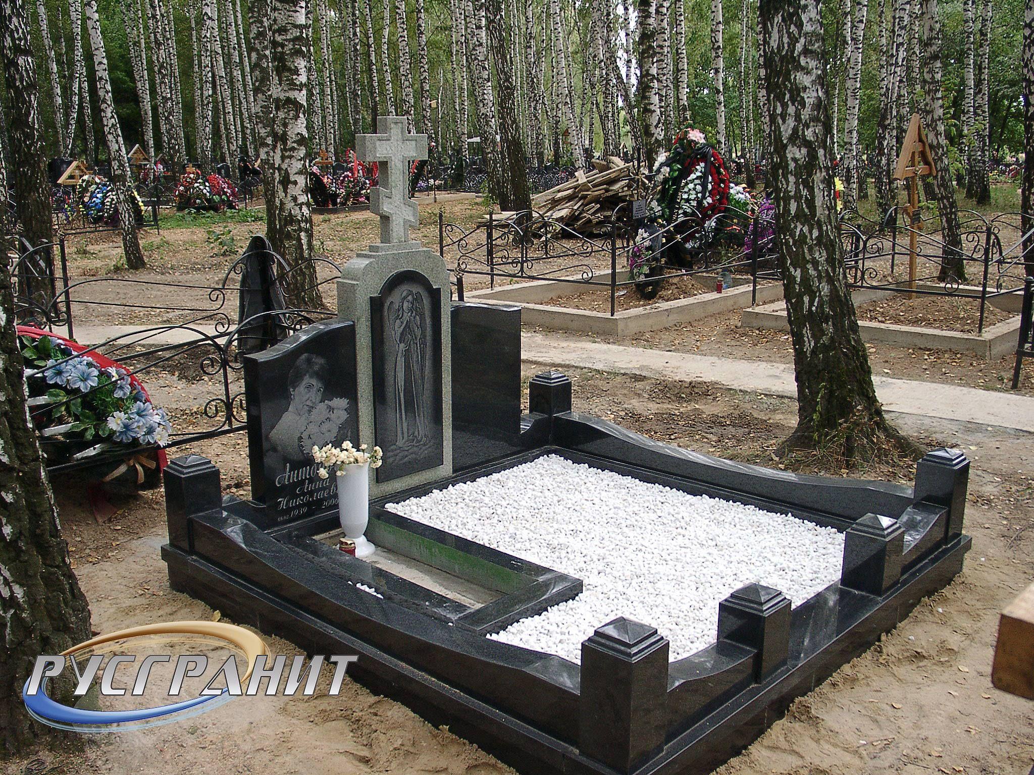 Памятники из гранита на могиле фото 9 кв заказать памятник самара липецк