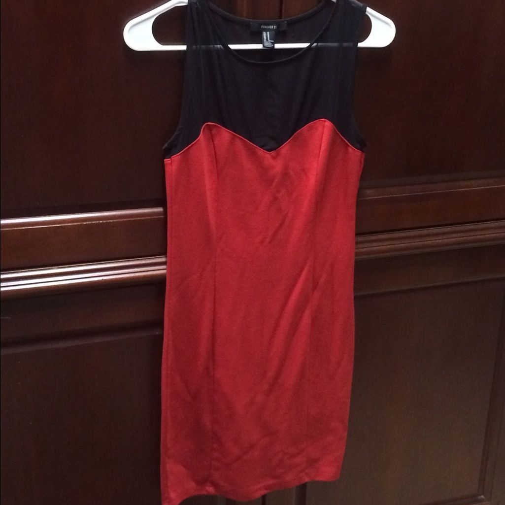 Forever 21 Dress Worn One Time