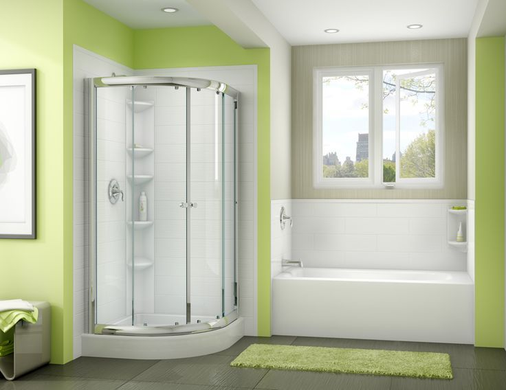 Bath Fitter Can Give You A Bathtub A Shower Or Both Bath Fitter Shower Remodel Shower Installation