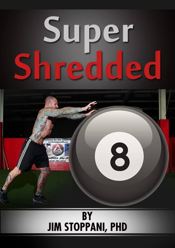 SS8 My 8 Week Super Shred Workout | FITNESS | Super shred ...