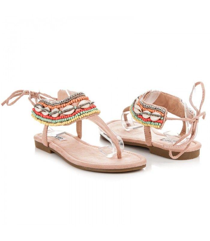 5125796ebf2d Viazané sandále Etno 8241-20P