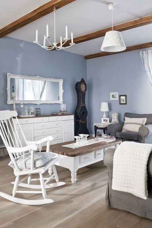 10+ Best Rustic Living Room Design