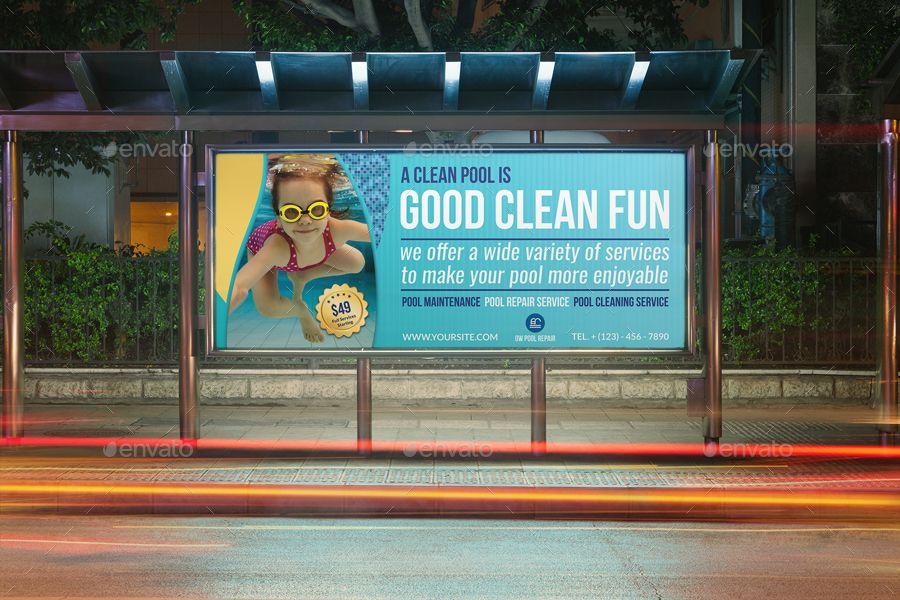 9 Easy Facts About Pool Service Web Design Described