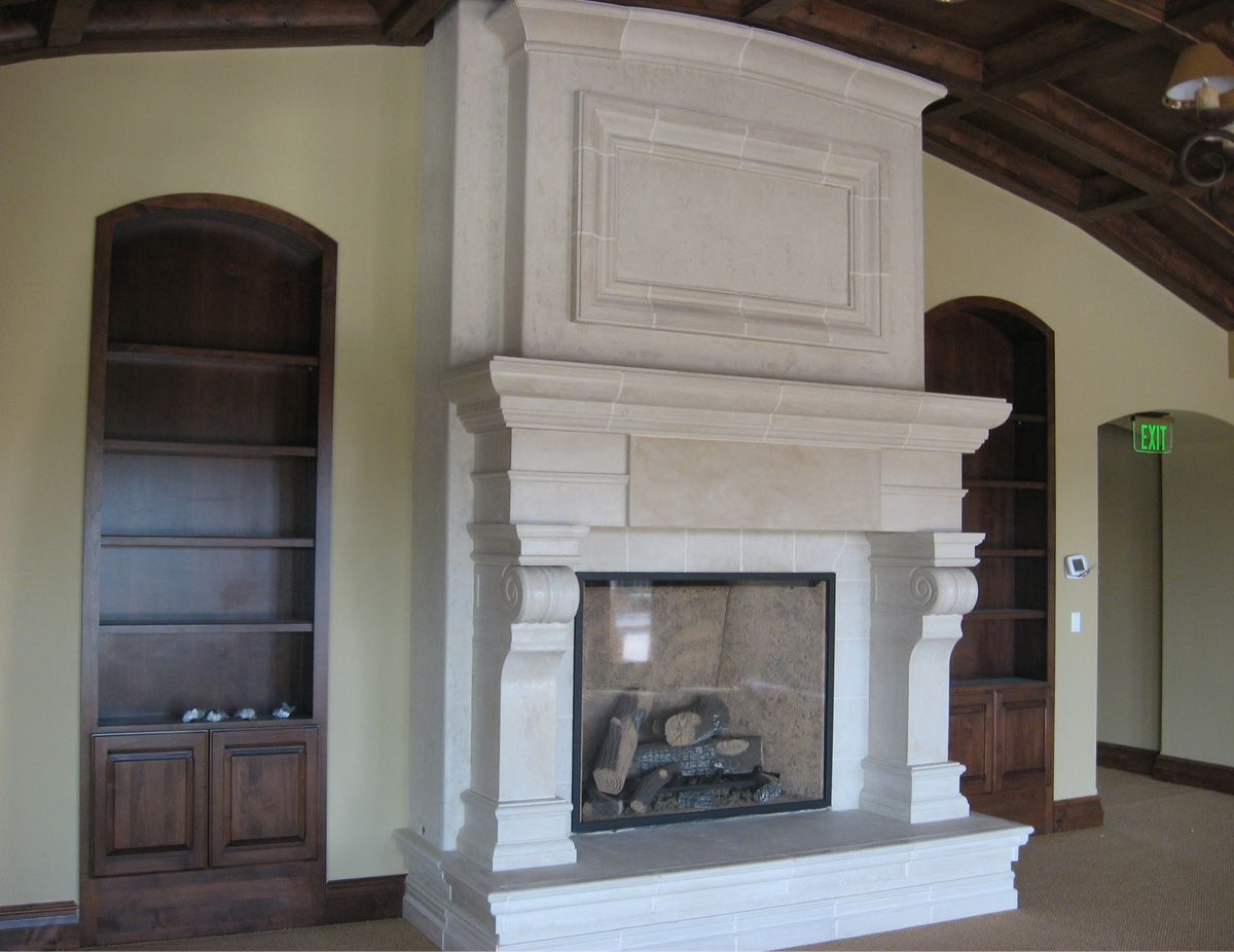 arcusstone stucco arcusstone fireplace surrounds and arcusstone