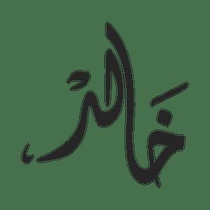 Pin By Khouloud Alaoui Ismaili On Names Arabic Calligraphy Art Arabic Calligraphy Design Calligraphy Art