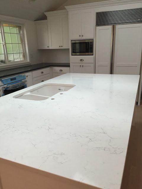 Almost Complete Quartz Kitchen Countertops Diy Kitchen