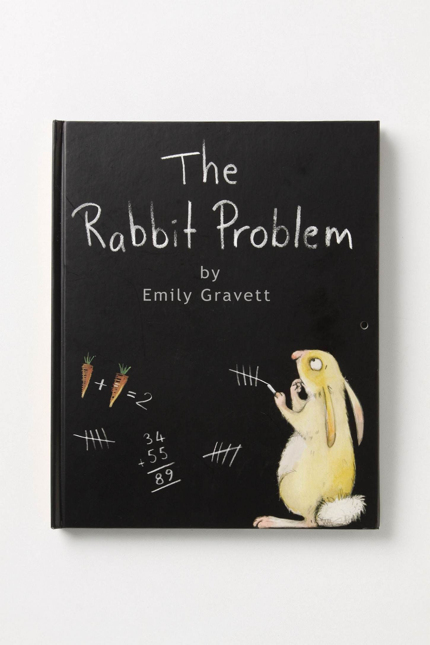 the rabbit problem emily gravett pdf