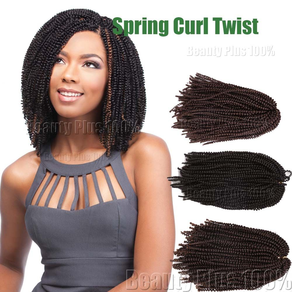 Fluffy Twist Crochet Braids | Find your Perfect Hair Style