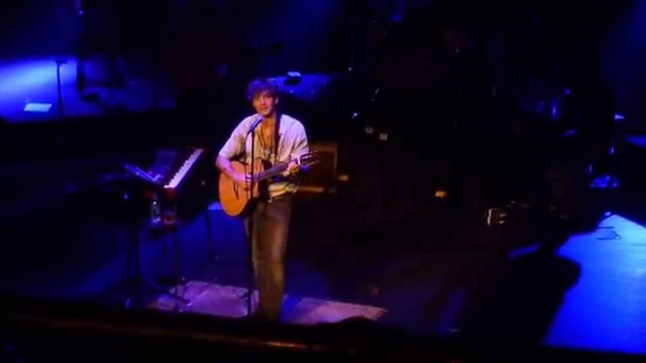 "Paolo Nutini LIVE ""Better Man"" at the Apollo in NYC"
