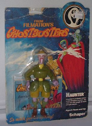 Sta Filmation S Ghostbusters Carded Filmation Ghostbuster Action Figures Filmation Weird Toys Ghostbusters
