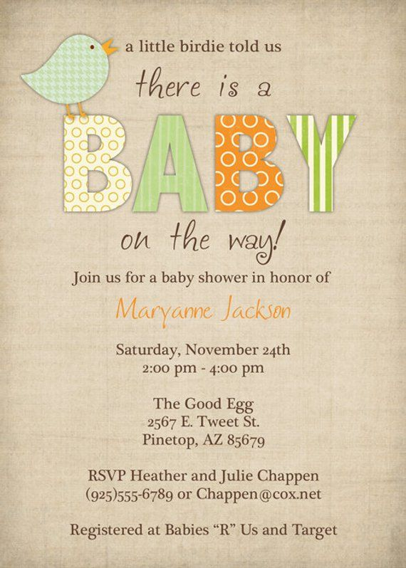 Baby Shower Invitations Cards Fitbo Wpart Co