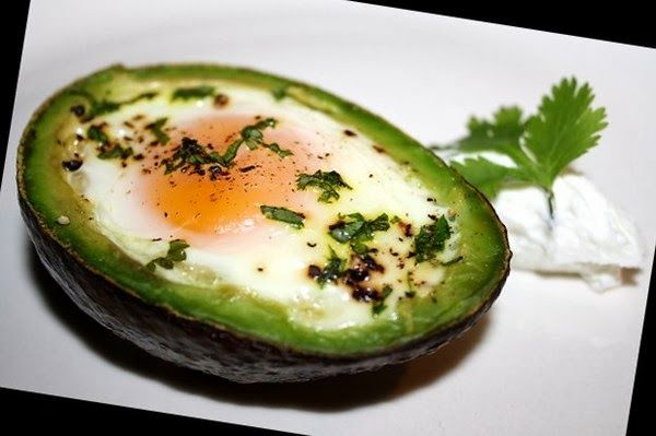 Cooking Gluten Free with Bea: Eggvocado