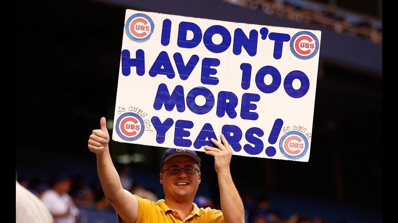 Dating sites voor Cubs fans