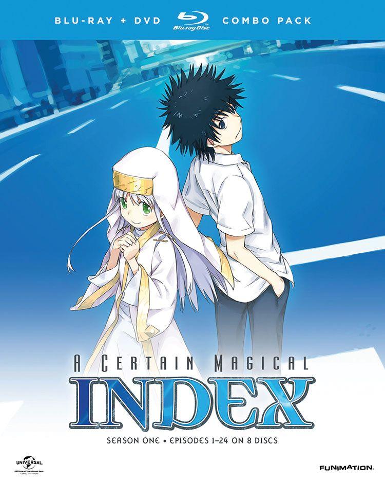 A Certain Magical Index Rating 14 A Certain Magical Index
