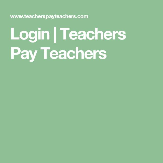 Login Teachers Pay Teachers Teaching Resources Beginning Of School Teacher