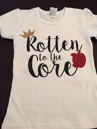 Grey Shirt Rotten To The Core Cricut Pinterest Grey Shirt