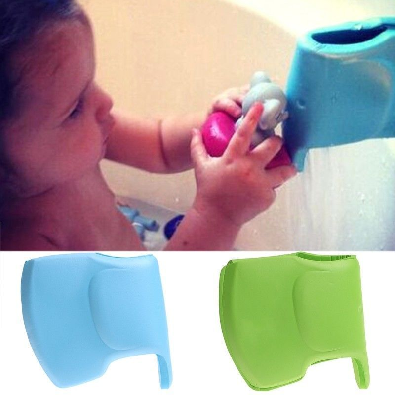 Phenovo Soft Spout Cover Baby Bath Tap Protector Safety For Baby Kids Toddler