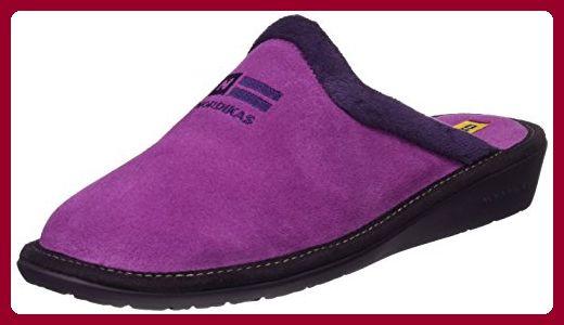 Rohde Mainz, Damen Pantoffeln, Violett (57 Amethyst), 37 EU