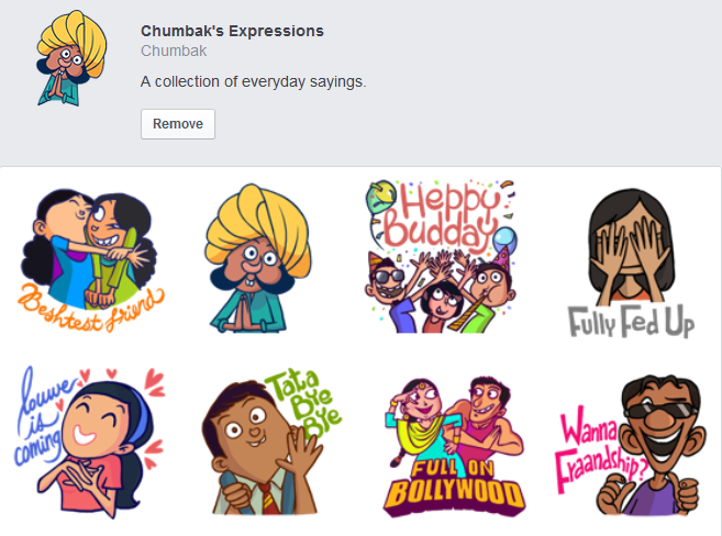 stickers for facebook comments - Google Search