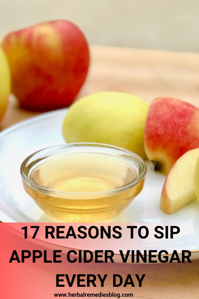Wellness Challenge: Incorporate Apple Cider Vinegar Into
