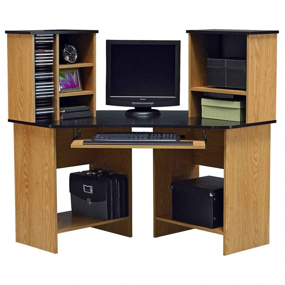 The Popular Ikea Wooden Desk Furniture Design Ideas Light Brown
