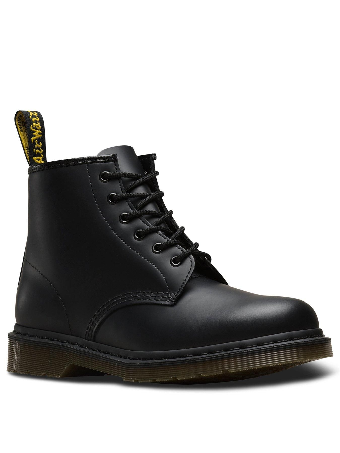 101 Ankle Boot | Boots, High leg boots, Dr martens boots