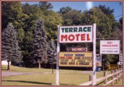 Terrace Motel And Cottages Wellsboro Terrace Motel