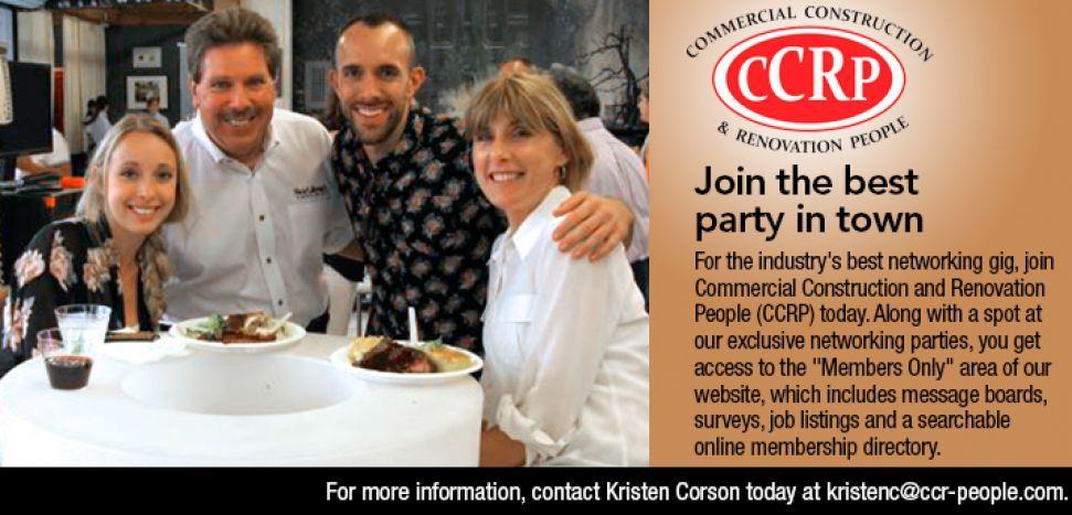 Construction News Home CCR Magazine Commercial