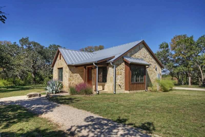 Texas Hill Country Ranch Guest House See more at http