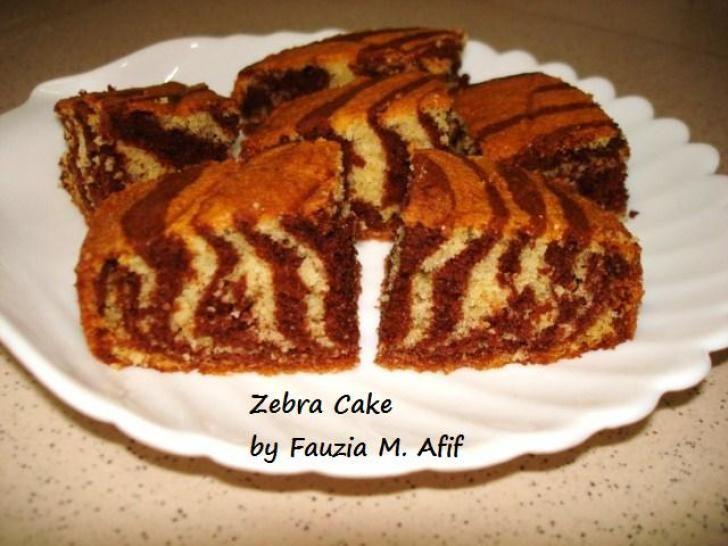 Zebra Cake Recipe Joy Of Baking