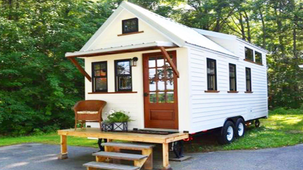 Small House Cozy White Farm Style 20 Feet Eastford Connecticut Tiny House Cabin Small Tiny House Tiny House Movement