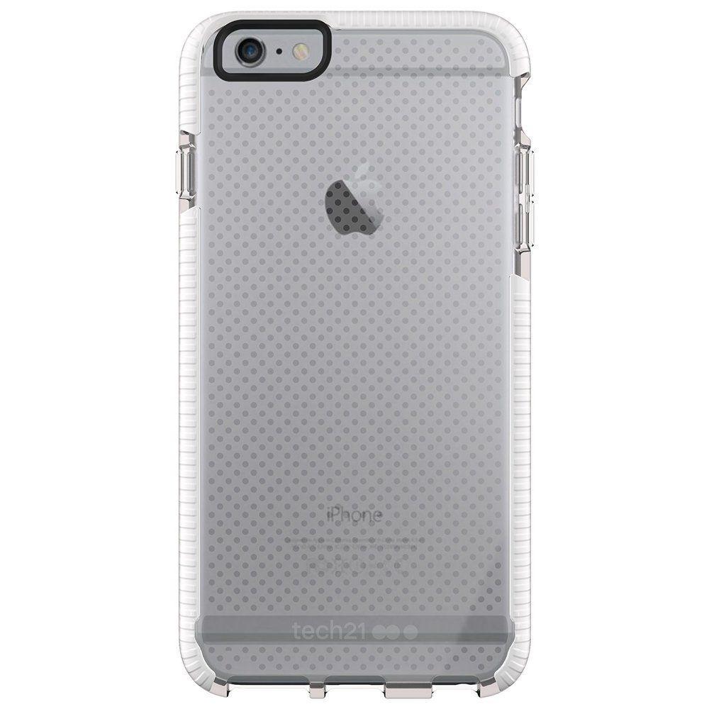 the latest 4b3e8 eb9e1 Amazon.com: Tech21 Evo Mesh Case (Drop Protective) for iPhone 6 ...