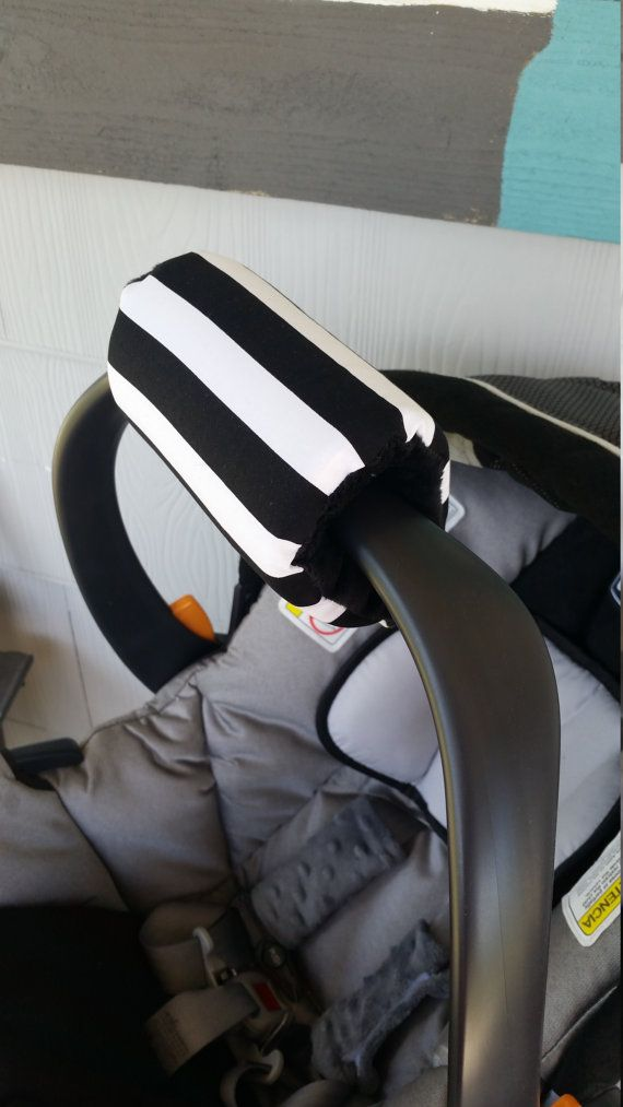 Carseat Handle Cushion Cover Padding By Fashionfairytales