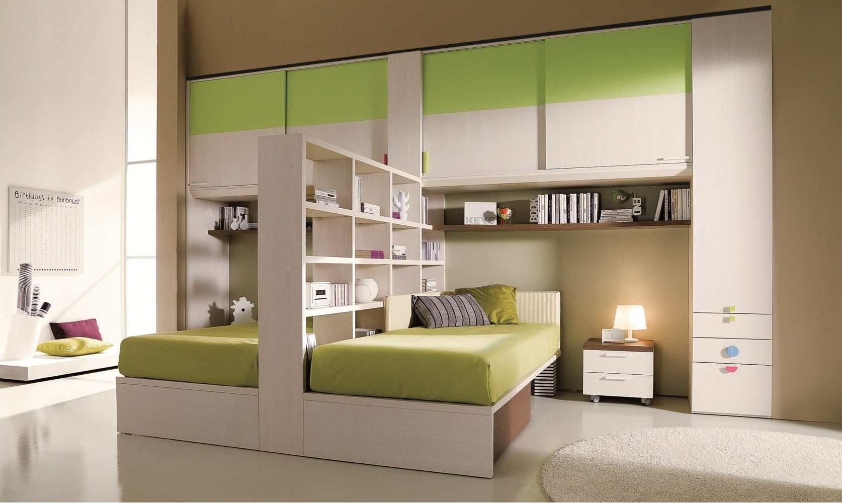 am nagement d 39 une chambre de jumeaux adolescents chambre. Black Bedroom Furniture Sets. Home Design Ideas